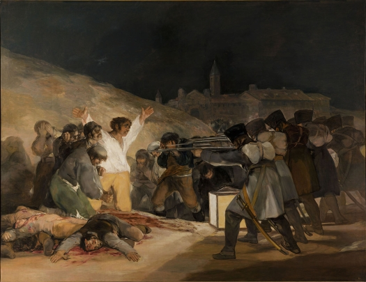07-Francisco-Goya-The-Third-of-May-1808-1814-Oil-on-canvas